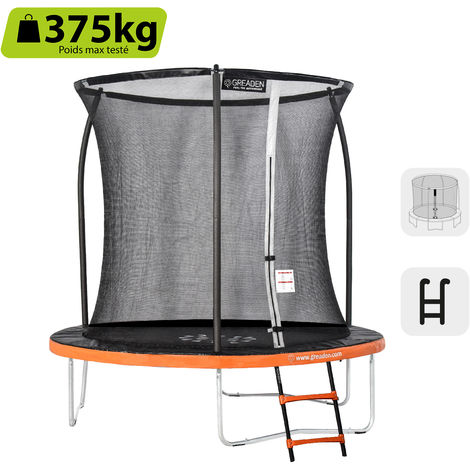 Un des meilleurs trampoline: Greaden