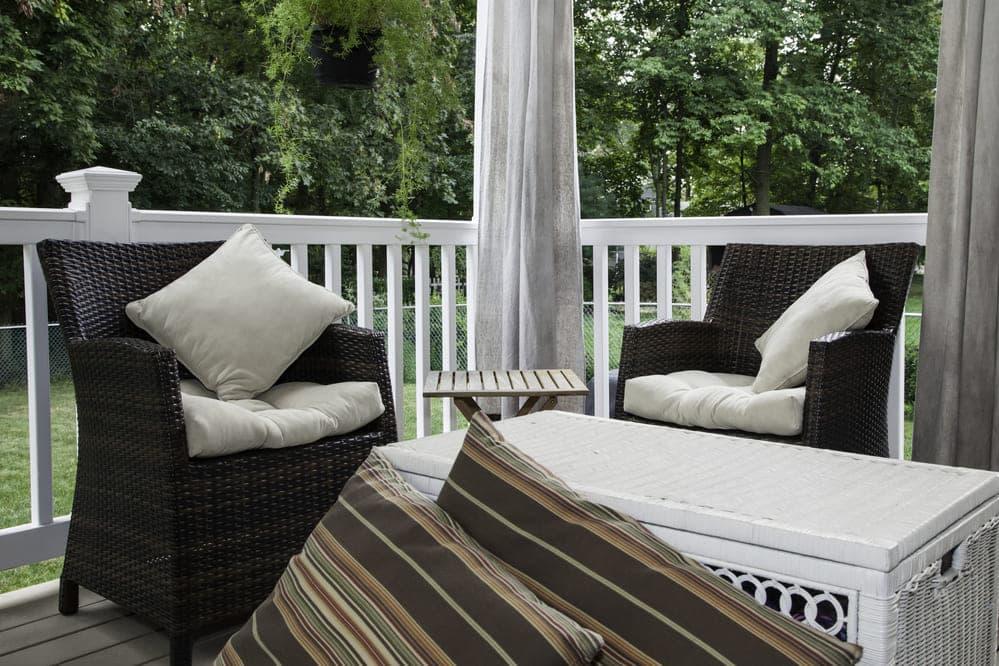 Coffre de jardin terrasse et balcon
