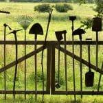 10 outils de jardinage pour débutant