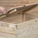 Comment fabriquer des caisses de rangement pour son jardin ?