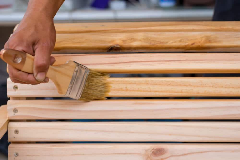 Protéger meuble en bois extérieur