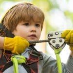 Quels sont les équipements pour installer une tyrolienne pour jardin ?