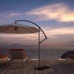 Parasol pour terrasse : comment aménager sa terrasse ?